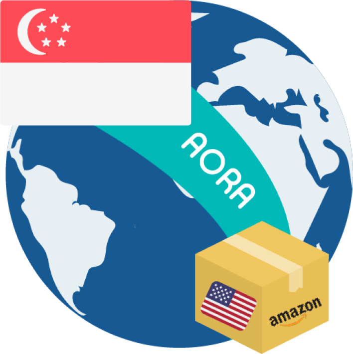Amazon Shipping to Singapore